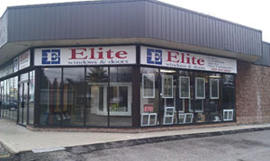 Elite Windows Chatham Store